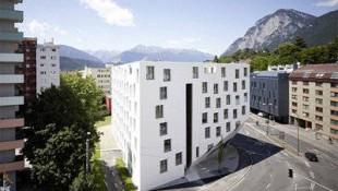 Logement Unibrücke, Innsbruck
