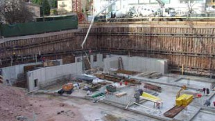 Bâtiment neuf PLC2, Cavalese