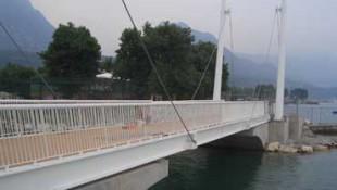 Pont basculant, Toscolando Maderno
