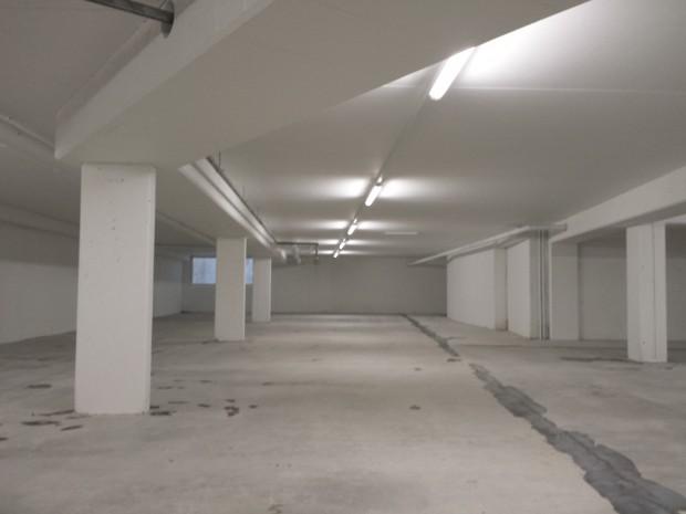 Parking souterrain, Innichen