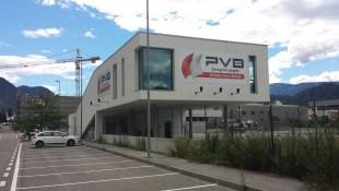 Immeuble de bureaux PVB, Laives