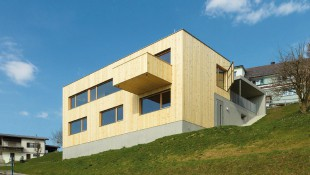 Maison individuelle LiU, Dornbirn