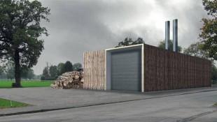 Centrale de chauffage, Lauterach