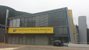 Centrale de chauffage, Welsberg-Niederdorf